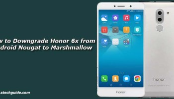 How to Update Honor 6X to Android Nougat Manually [EMUI 5 0]
