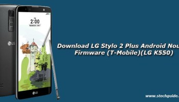 Download LG K8 V Android Nougat Firmware (Verizon)(LG VS500)