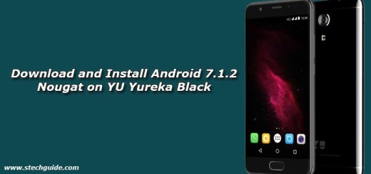 Download and Install Android 7.1.2 Nougat on YU Yureka Black