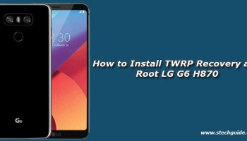 Root and Install TWRP Recovery on LG V20 (Disable Force Encrypt)