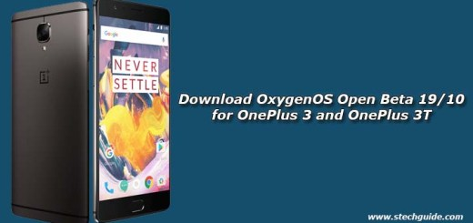Download OxygenOS Open Beta 19/10 for OnePlus 3 and OnePlus 3T