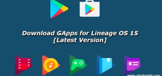 Download GApps for Lineage OS 15