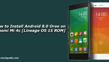 How to Install Android 8 0 Oreo on Mi 4i [Lineage OS 15 ROM]