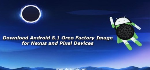 Download Android 8.1 Oreo Factory Image for Nexus and Pixel Devices