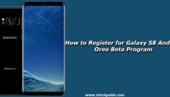 Download Galaxy Beta Program App (Update Samsung device to