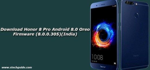 Download Honor 8 Pro Android 8.0 Oreo Firmware (8.0.0.305)(India)