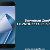 Download ZenFone 4 Pro 14.2610.1711.35 Firmware Update