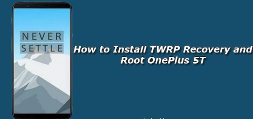How to Install TWRP Recovery and Root OnePlus 5T