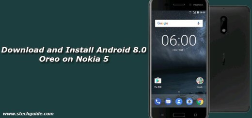Download and Install Android 8.0 Oreo on Nokia 5