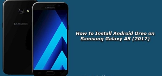 How to Install Android Oreo on Samsung Galaxy A5 (2017)