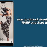 How to Unlock Bootloader, Install TWRP and Root Huawei P20
