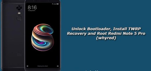 Unlock Bootloader, Install TWRP Recovery and Root Redmi Note 5 Pro (whyred)