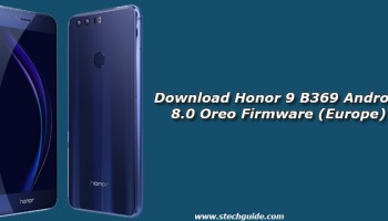 Download Honor 9 B363 Android 8 0 Oreo Firmware (Europe)
