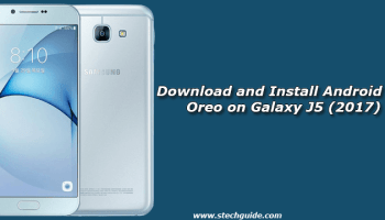 Download and Install Android 8 1 Oreo on Galaxy J7 (2017)