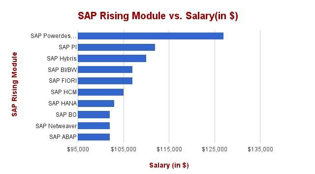 Top 10 Rising SAP Modules for Year 2016