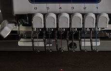 Puntero LED para posicionamiento perfecto de la aguja