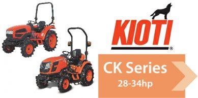 Kioti CK Series Tractor icon