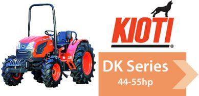 Kioti DK Series Tractor icon
