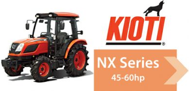 Kioti NX Series Tractor icon