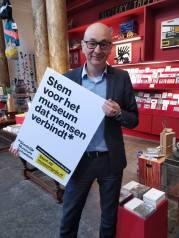 John Massaar, directeur Fonds Schiedam Vlaardingen
