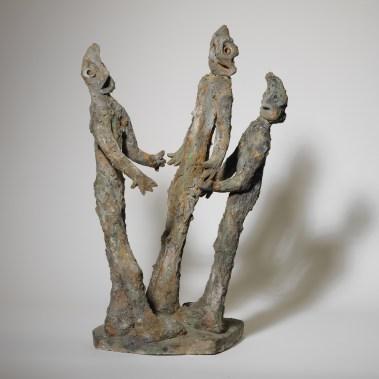 Lotti van der Gaag, Zonder titel, 1949, collectie Stedelijk Museum Schiedam