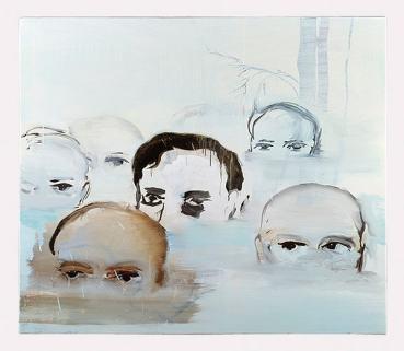 Guido Vlottes, Koblenz Lobith I, 2001. Collectie Stedelijk Museum Schiedam, Schenking NOG Collectie/Stichting Beheer SNS REAAL