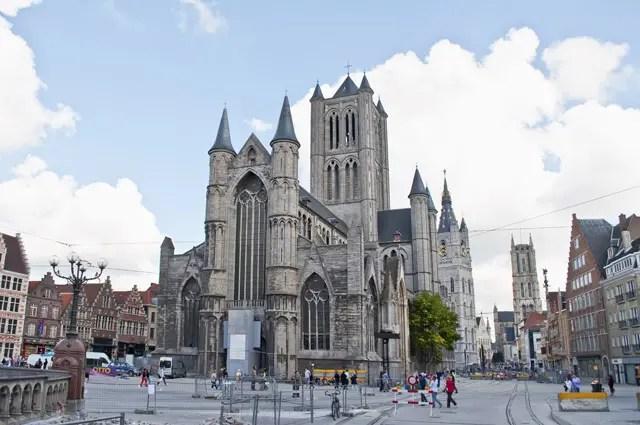 Gent - St Bavo
