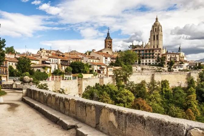 Segovia Kathedraal