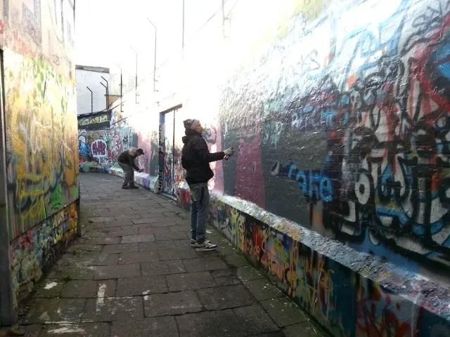 Graffitistraatje 2