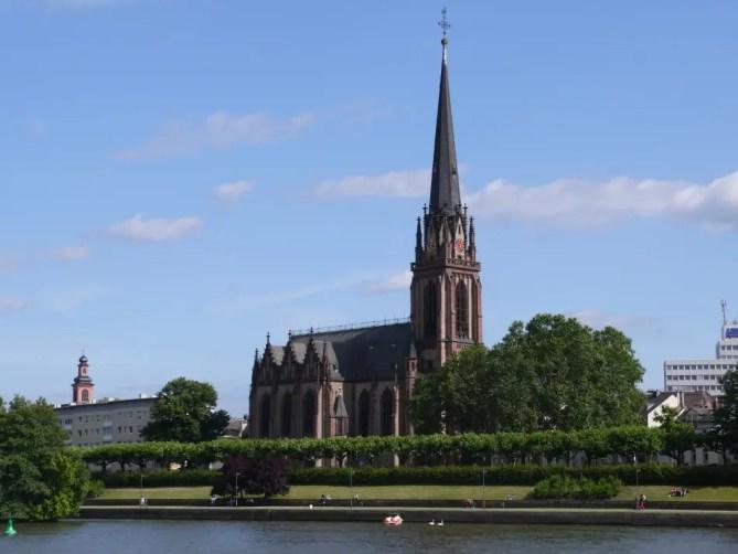Dreikönigskirche Frankfurt