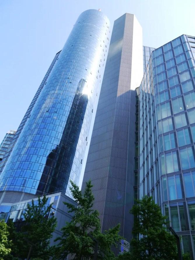 Frankfurt Main Tower