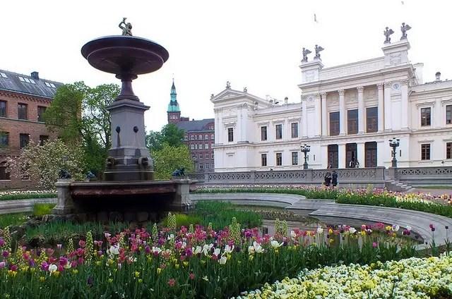 Zweden-Lund