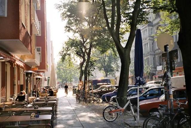 Berlijn Friedrichshain