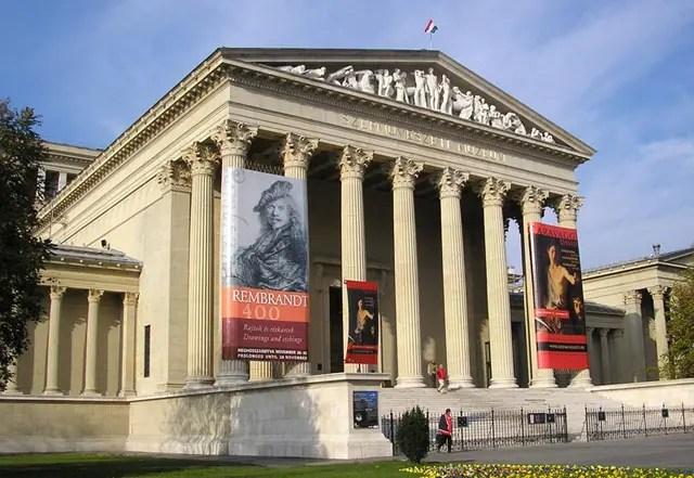 Museum Fijne Kunsten Boedapest