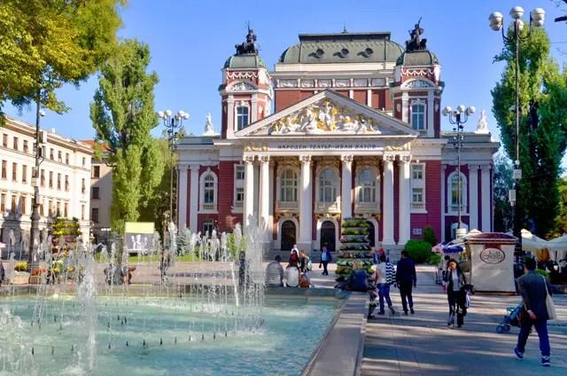 Sofia Ivan Vazov Nationaal Theater