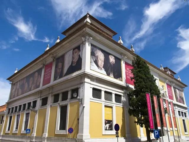 Lissabon Museu Nacional de Arte Antiga