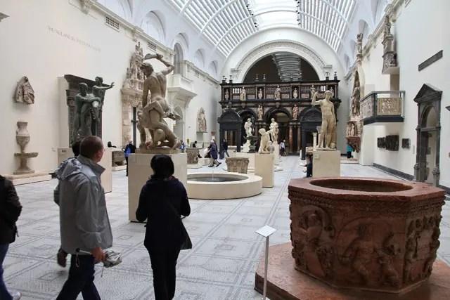 Victoria and Albert Museum Kunst