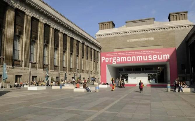 Berlijn Pergamon Museum