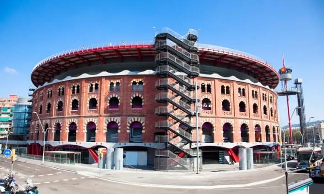 Barcelona Las Arenas