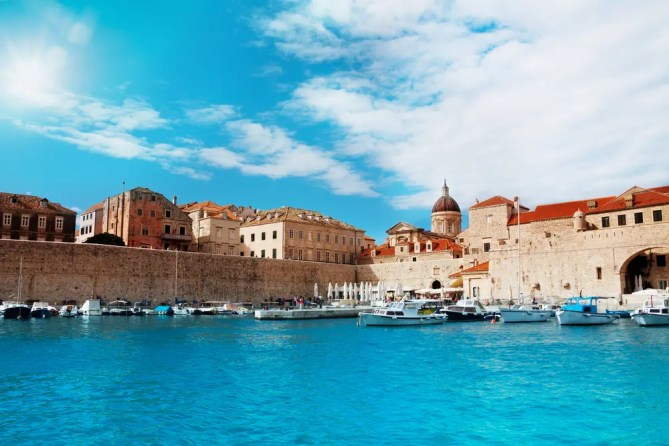 Maak kennis met cultureel erfgoed tijdens een last-minute Dubrovnik