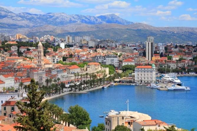 Ervaar de schoonheid van Kroatië met een last-minute naar Split
