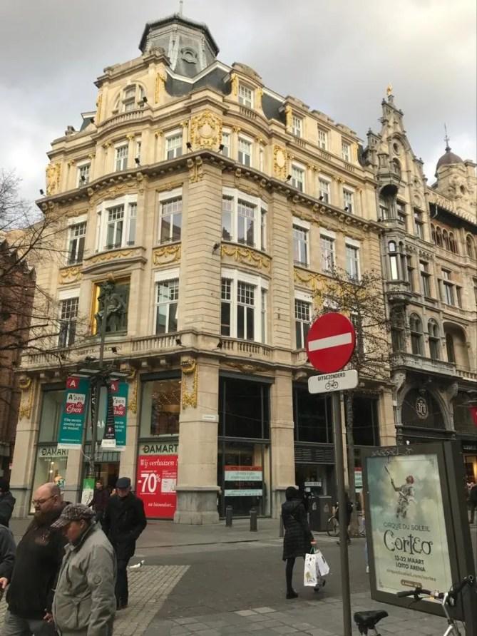 Oude Binnenstad Antwerpen