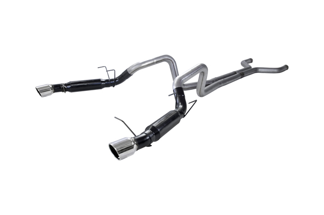 flowmaster 817560 mustang gt outlaw cat back exhaust system 2011 2012