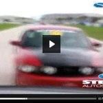Steeda 2010 Mustang On-Track Testing