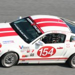 Steeda Equipped Mustangs Take Top Three at KONI Challenge