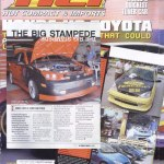 HCI Magazine Covers Steeda Stampede!