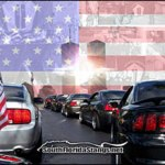 Steeda Autosports Supports the 9-11 Tribute Run 2007
