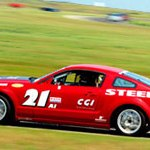 Steeda Equipped Mustangs Win in NASA American Iron Competition