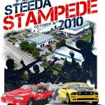 11th Annual Steeda Stampede – October 16th, 2010