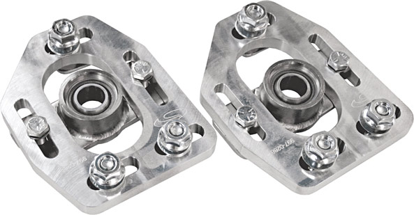 Mustang Caster Chamber Plates